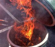 Fire Grilled Pork Loin