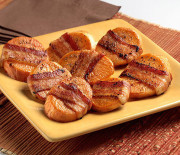 Bacon-Laced Sweet Potatoes